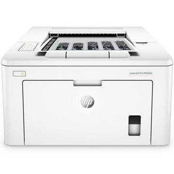 图片 惠普(HP)LaserJet Pro M203dn 黑白激光打印机一年送修