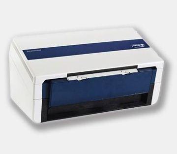 图片 富士施乐(FujiXerox)DocuMate 6460  A4幅面、馈纸ADF(双面)、单面65PPM、双面130iPM、卡片扫描、600DPI,24位彩色、8位灰度、CCD、ADF120页、4.7kg、卡纸最大厚度1.25mm、纸张厚度28-413g、负荷10000张/天一年保修