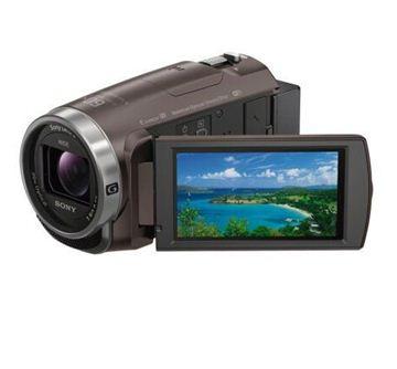 图片 索尼HDR-CX680数码摄像机