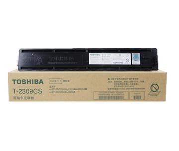 图片 东芝(TOSHIBA)T-2309CS复印机粉盒 黑色