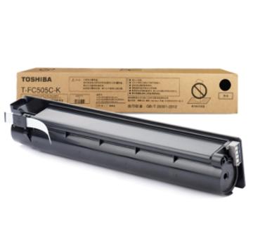 图片 东芝(TOSHIBA)T-FC505C-K 黑色粉盒