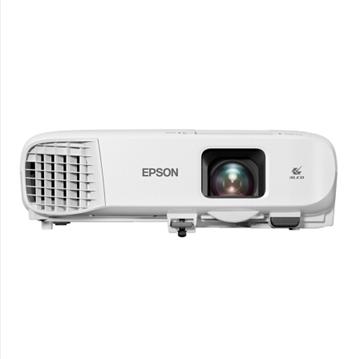 图片 爱普生 (Epson)CB-2042投影机 4400流明 含冠叶-白塑系列120寸幕布 、中性-吊架1.5米吊架整机保修两年,灯泡保修半年
