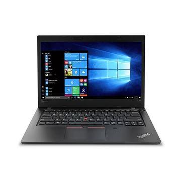 图片 联想(Lenovo)ThinkPad L490-224 14英寸笔记本电脑 Intel酷睿i7-8565U 1.8GHz 四核 8G-DDR4内存 1T+128GSSD 2G独显 无光驱 正版Linux中兴新支点V3 一年保修