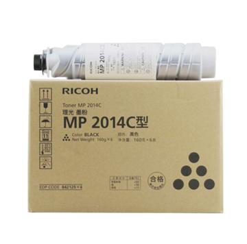 图片 理光MP2014C型碳粉160g(适用于mp2014ad粉盒)黑色