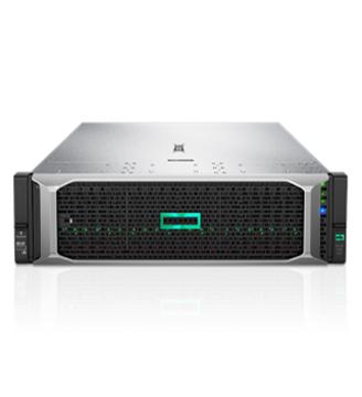 图片 惠普HPE ProLiant DL388 Gen10   2U机架式服务器 Intel Xeon-Bronze 3106  1.7GHz 八核/32GB内存 /5*600G硬盘容量/30个扩展槽/MS WS16 (16-Core) Std ROK xt SW  中文标准版/双电源