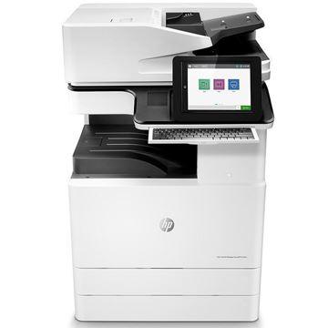图片 惠普(HP) HP Color LaserJet Managed Flow MFP E87660z彩色复印机 A3