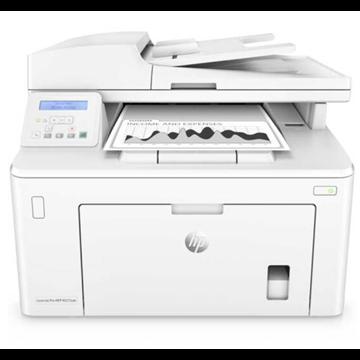 图片 惠普(HP)LaserJet Pro MFP M227sdn 黑白多功能一体机 一年送修