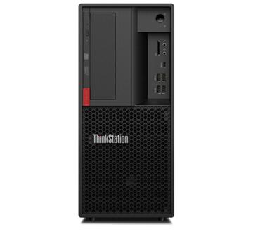 图片 联想ThinkStation  P330/器 I7-9700K/16G/1T SSD/ GDDR5 4G独立显卡 / DVD-RW /23寸宽屏液晶窄边框显示器/windows10 专业版 64位系统/ USB键盘鼠标/三年保修