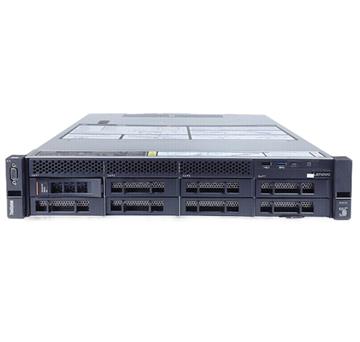 """图片 Lenovo ThinkSystem SR658 2U机架式服务器/2颗Intel Xeon Silver 4208 8C 85W 2.1GHz/最大可支持2颗CPU/4条32G 2933MHz RDIMM DDR4 内存/2块2.5""""1.2TB SAS 12Gbps 热插拔硬盘/2个750W白金级热插拔电源模块/windows server 2019/ SQLSvrStd 2019 OLP NL Gov 15Clts数据库/3年保修"""
