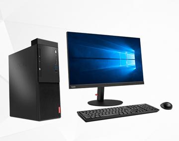 图片 联想(lenovo) 启天 M620-D164 Intel 酷睿九代 i5 i5-9500 4GB 1000GB 中兴新支点V3 三年有限上门保修