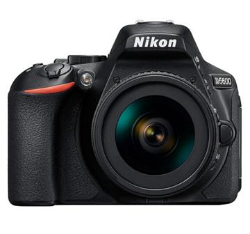 图片 尼康D5600单反相机含云腾专业相机三脚架/保修一年