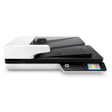 图片 惠普A4扫描仪HP Scanjet Pro 4500fn1 3年下一个工作日上门