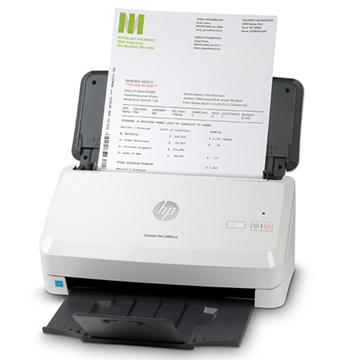 图片 惠普HP ScanJet Pro 3000 s4 彩色扫描仪 1年下一个工作日上门