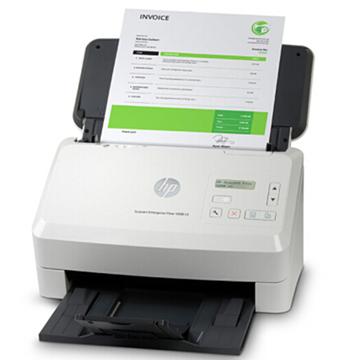 图片 惠普 HP Scanjet Enterprise Flow 5000 s5 彩色扫描仪 3年下一个工作日上门